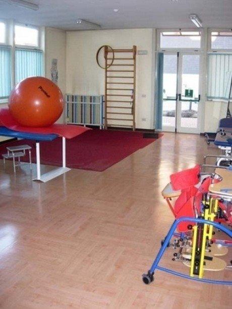 palestra per fisioterapia