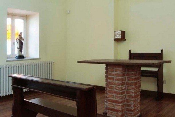 chiesetta interna