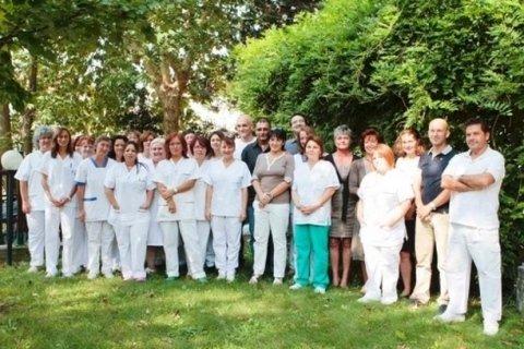 personale infermieristico specializzato