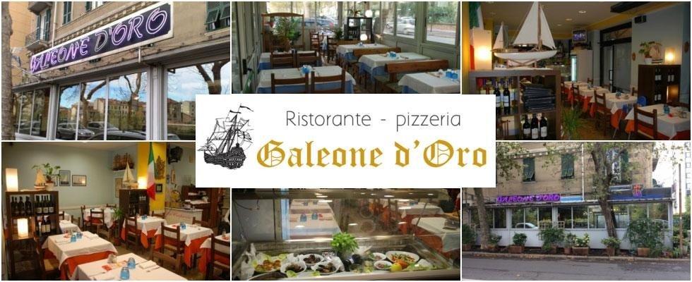 Ristorante pizzeria Galeone doro Savona