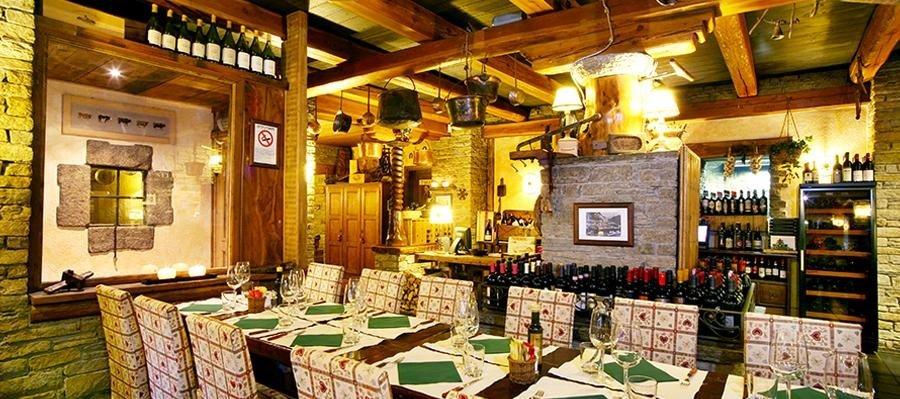 ristorante monte bianco
