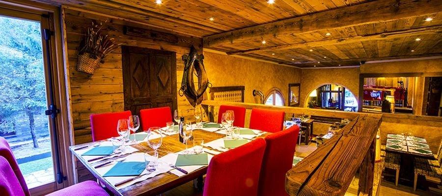 ristorante con vista panoramica