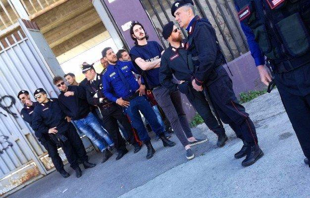 Collaborazione con la polizia