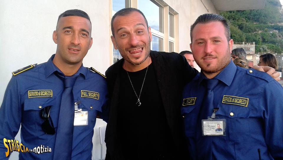 due bodyguard e un ragazzo
