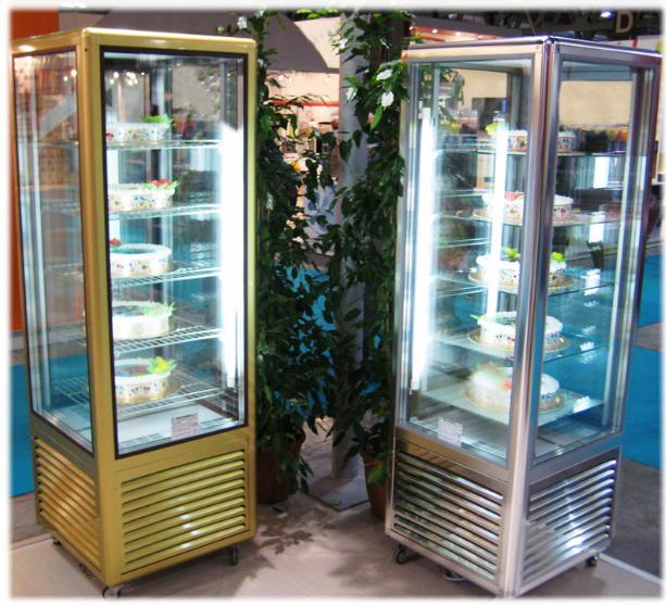 banchi frigo per pasticcerie