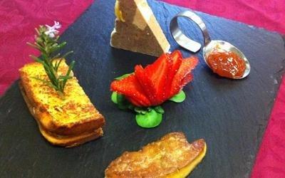 sinfonia di foie gras