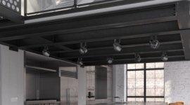 soppalchi in acciaio, soppalchi stile moderno, soppalchi per appartamenti