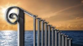 scale personalizzabili, scale su misura, scale in ferro battuto