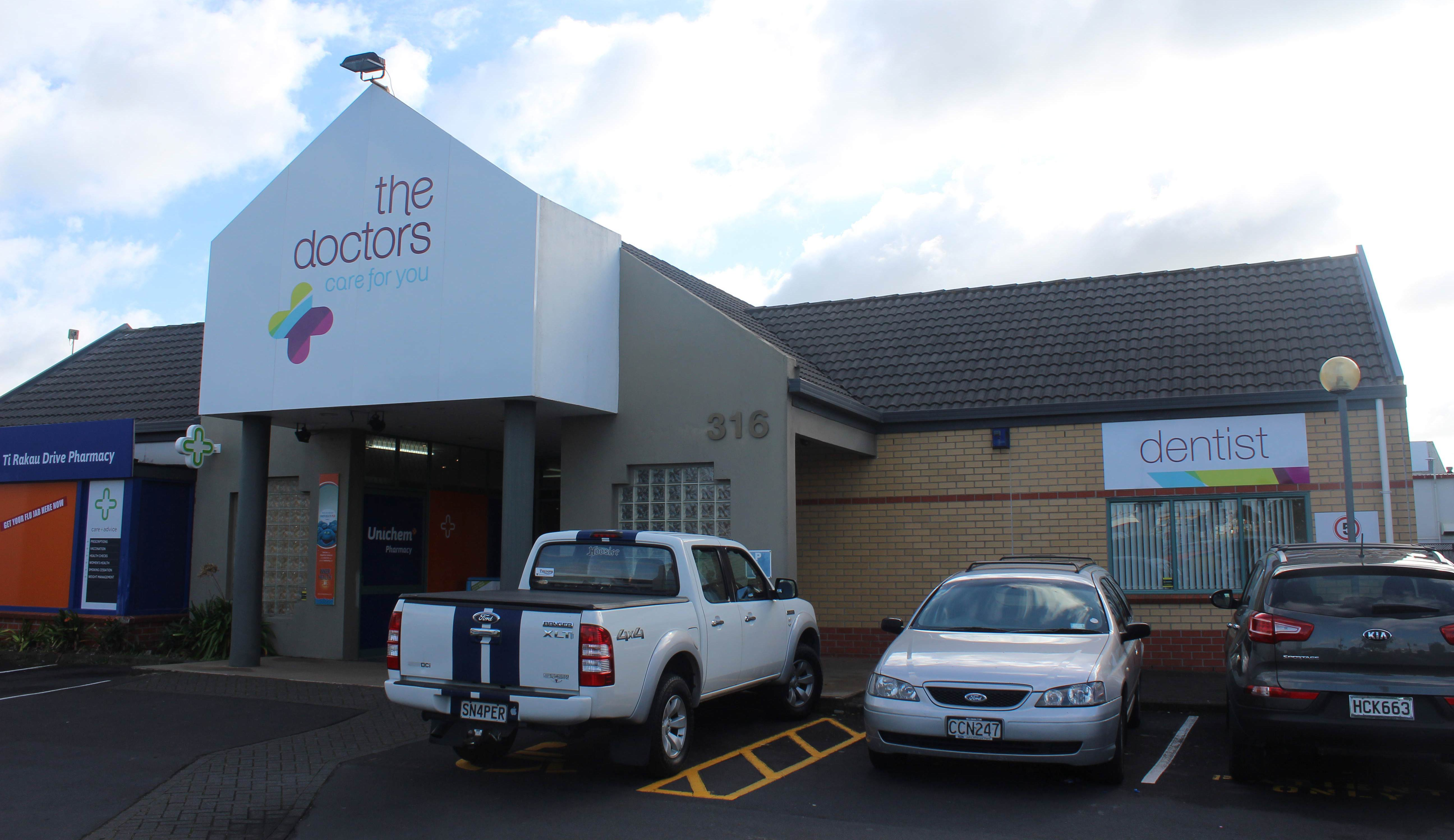 Ti Rakau Dental at 316 Ti Rakau Drive, Auckland