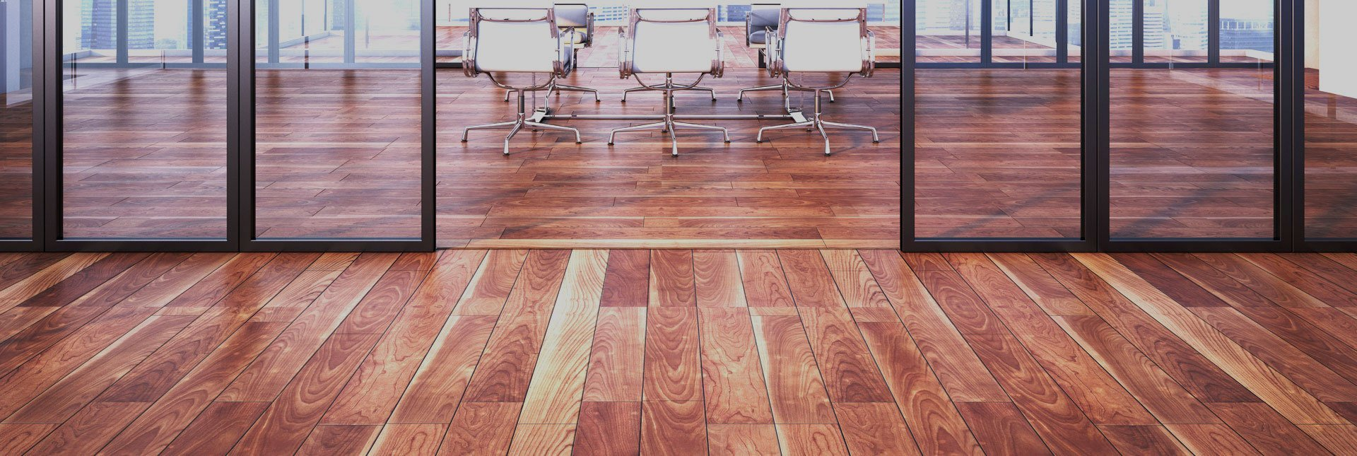 wooden flooring for offices