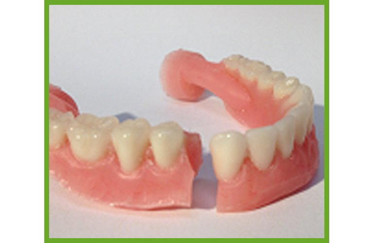 Maroochy Denture Clinic repair denture base