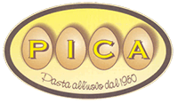 PICA PASTA ALL'UOVO - LOGO