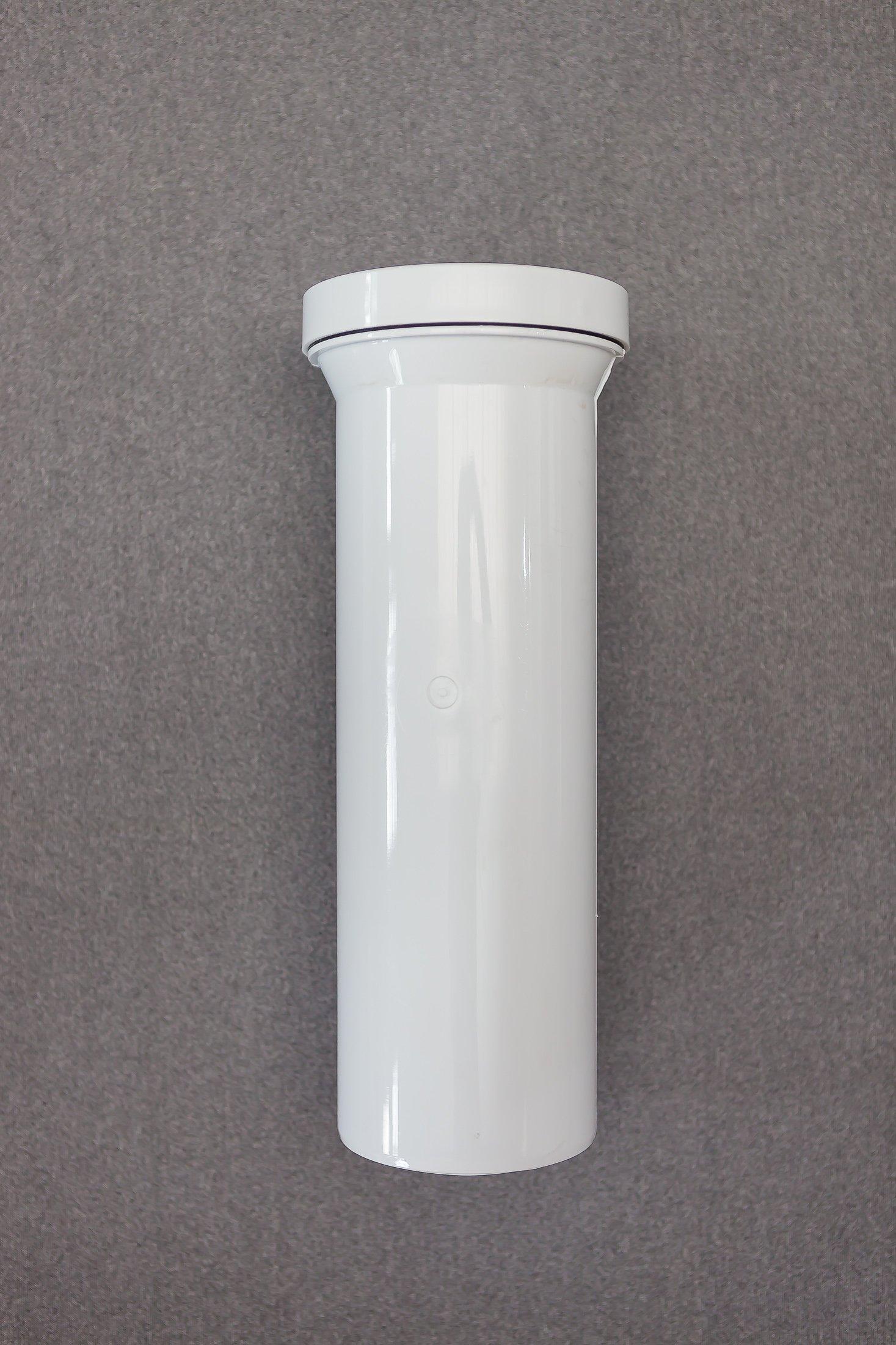 tubo di scarico in plastica
