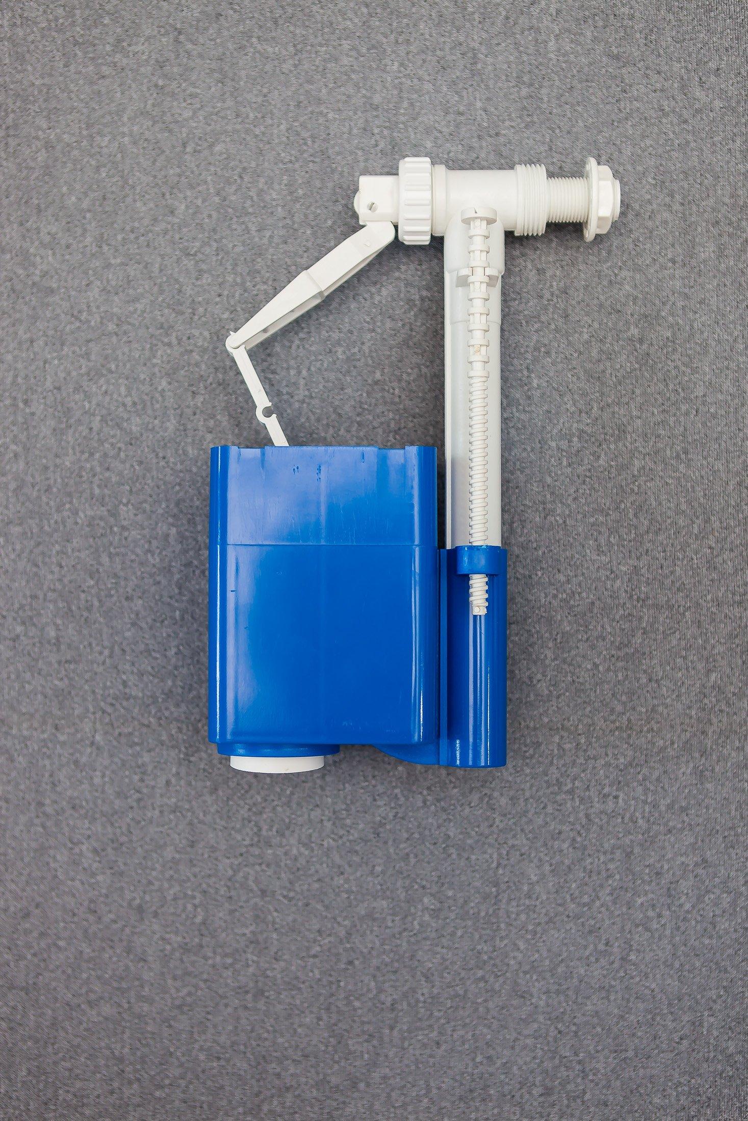 meccanismo di scarico per bagno