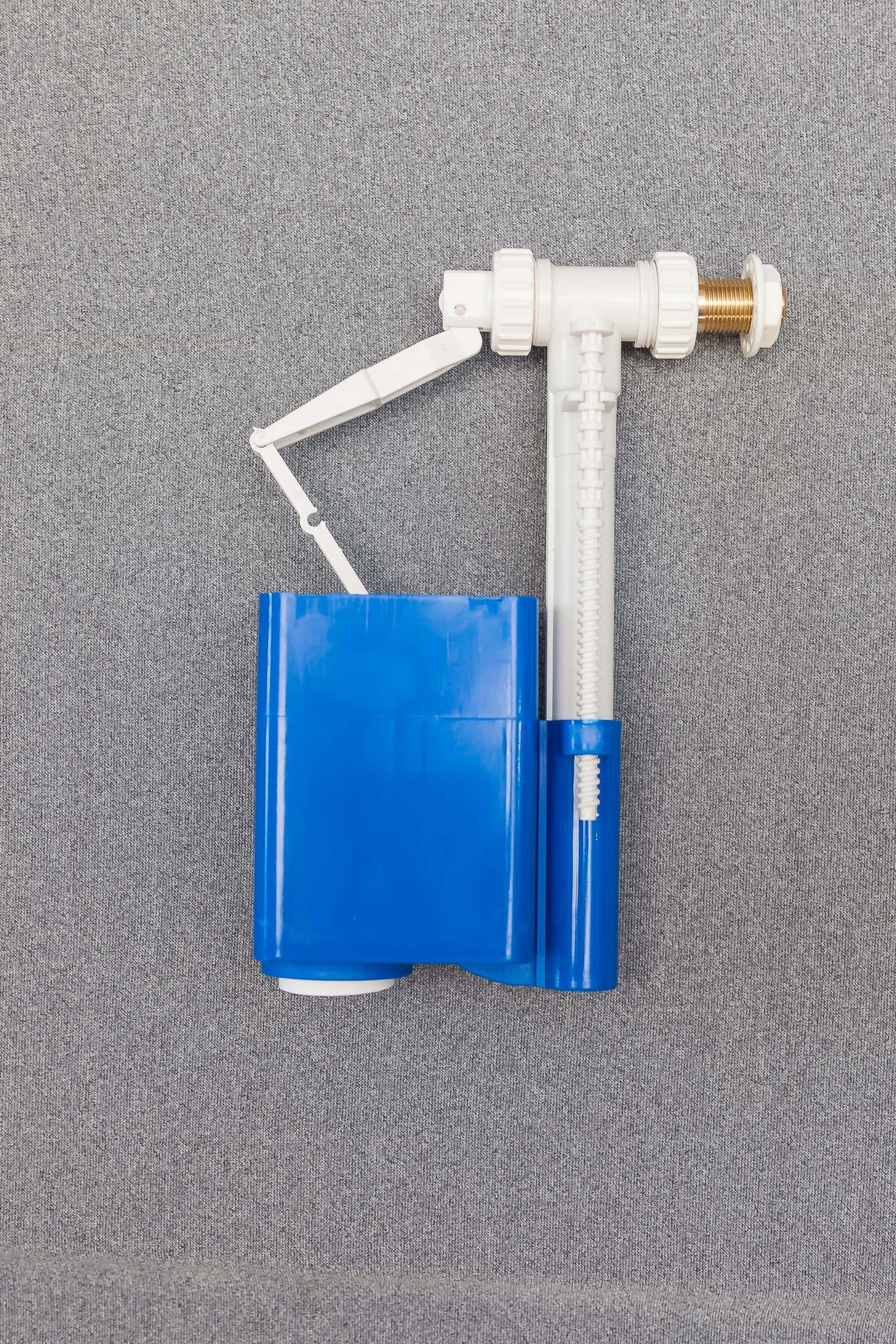meccanismo di scarico per toilette