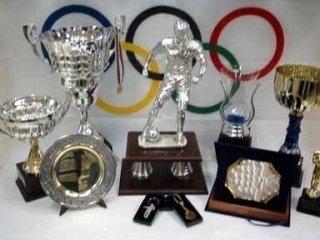 vendita trofei, commercio trofei, fornitura trofei