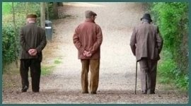 ospizio per anziani