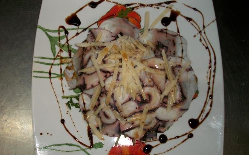 polipo in insalata