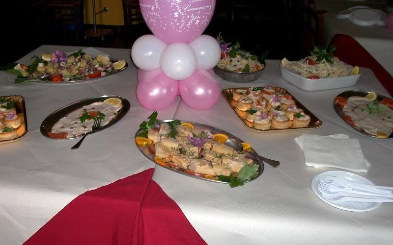 ristorante per banchetti macomer