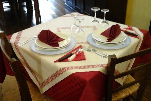 la sala ristorante Macomer