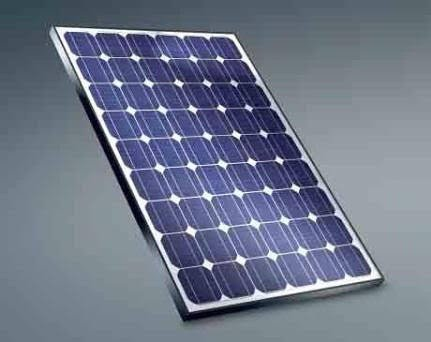 Different Varieties Of Solar Panel