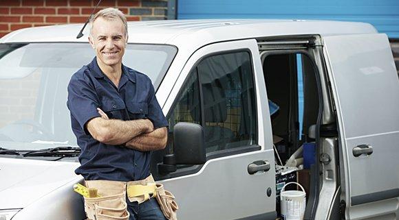 gas-fitting-van