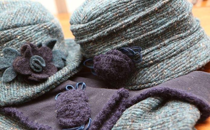 Cappelli in lana da donna
