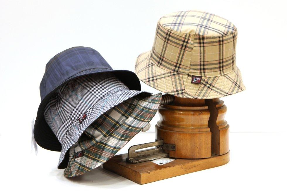 Cappelli impermeabili