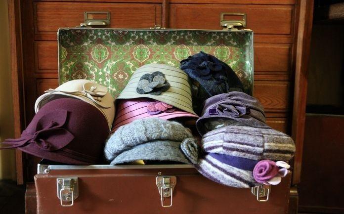 Modelli di cappelli da donna