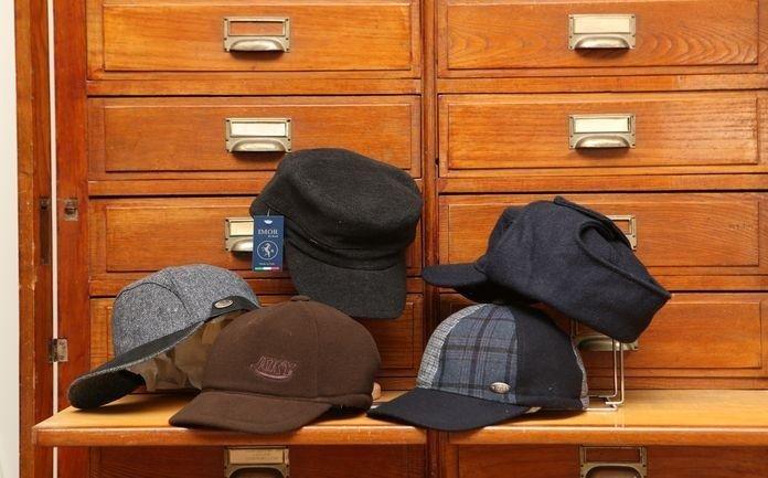 Cappelli con visiera da uomo