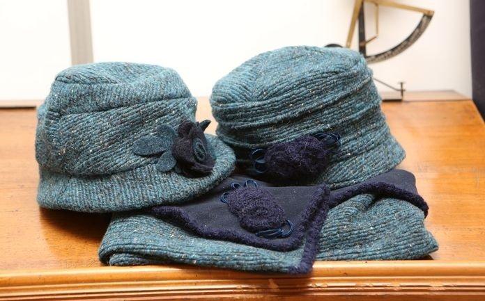 Cappelli da donna coordinati con sciarpa