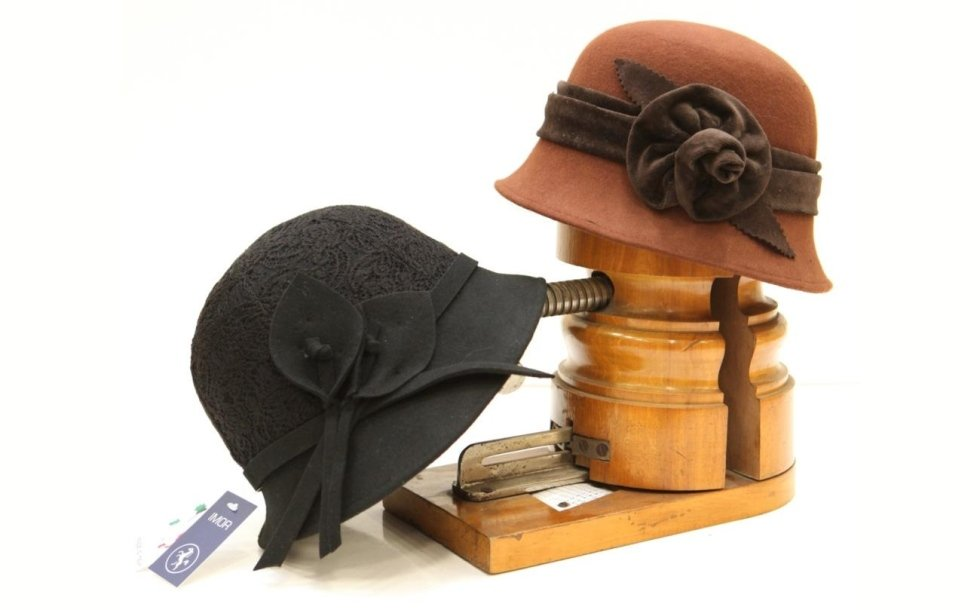 Modelli di cappelli invernali da donna