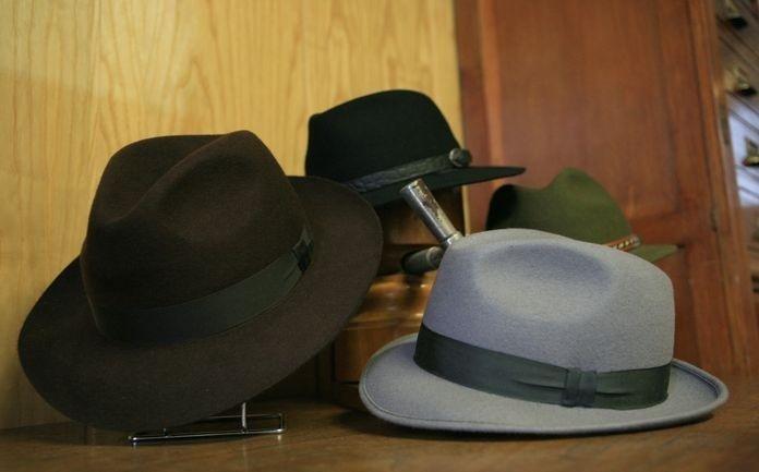 Cappelli da uomo in feltro