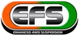 spring and blacksmithing efs logo