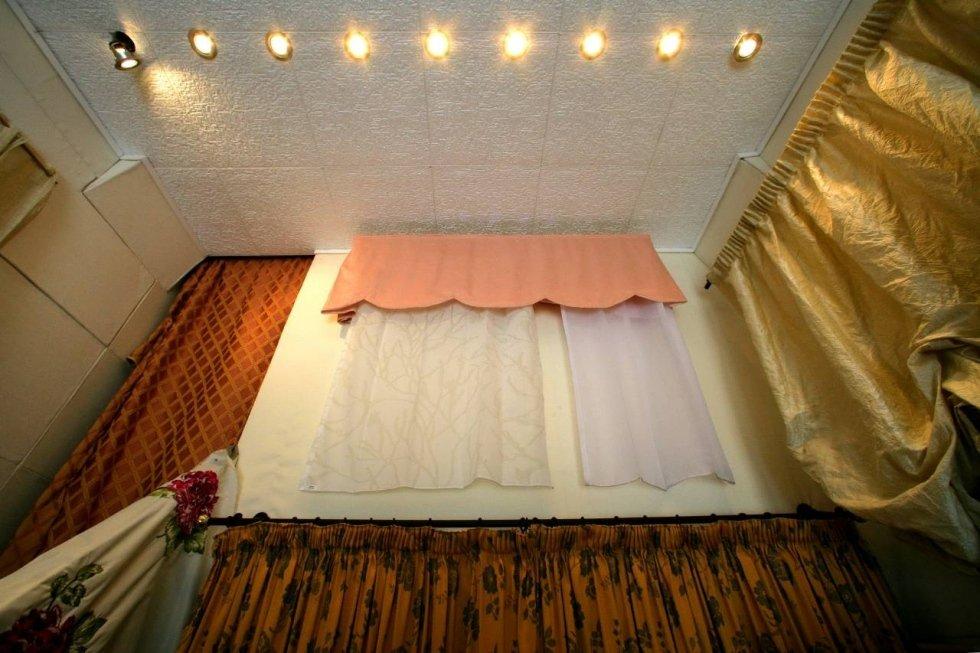 tenda da interno