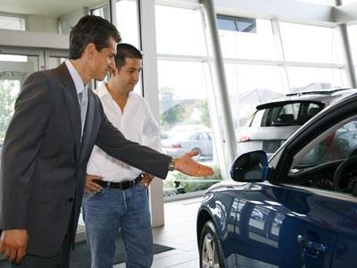 Salone auto nuove