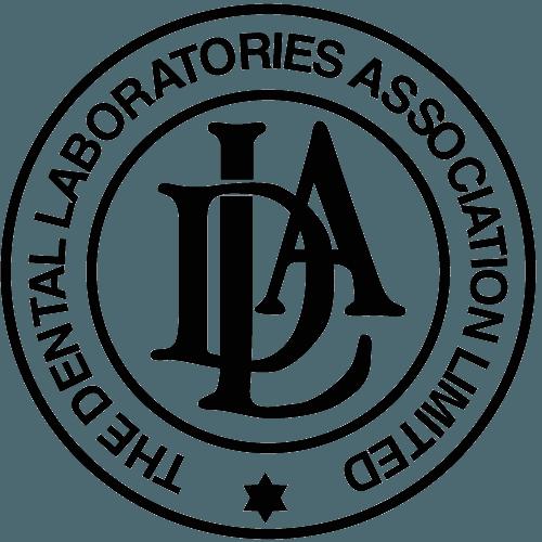 Dental Laboratories Association logo