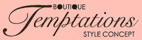 BOUTIQUE TEMPTATIONS - LOGO