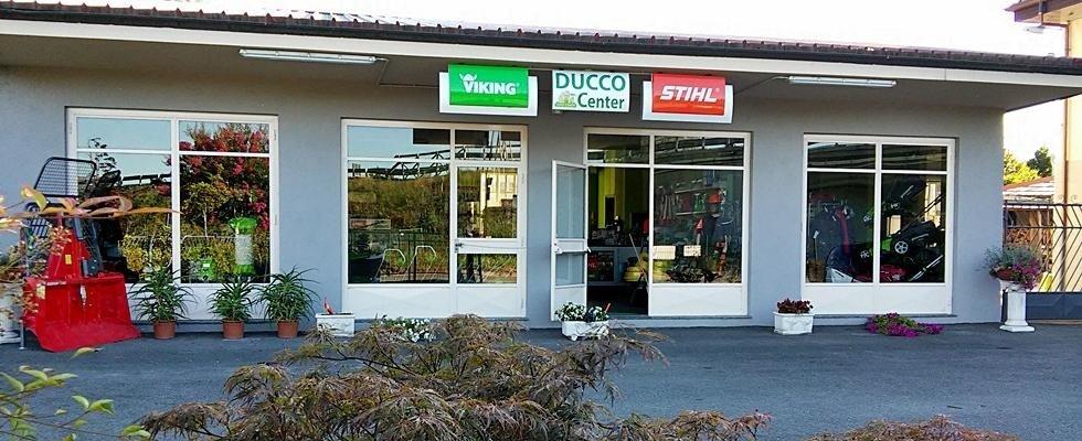 Vetrina Ducco Center 2.0