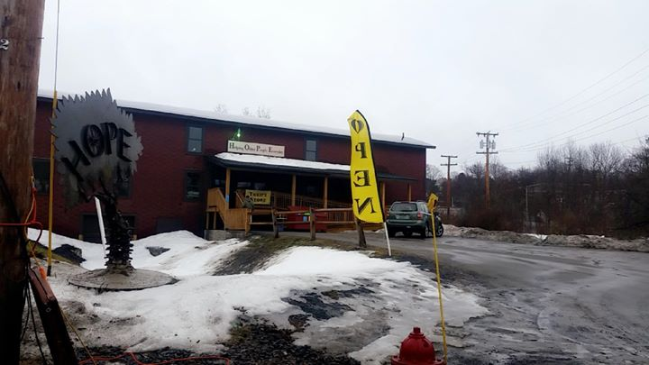 H.O.P.E. (Helping Other People Everyday) Thrift Store in Lyndonville, Vermont