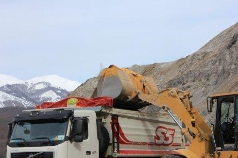 carico materiale