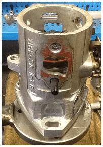Revisione motori diesel