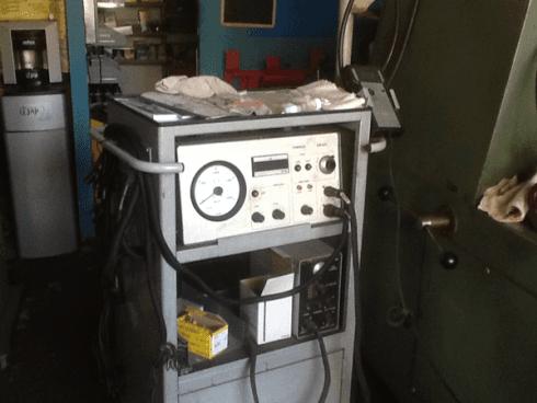 Attrezzatura revisione pompe