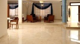 Pavimentazioni in marmo, Lucidatura marmo