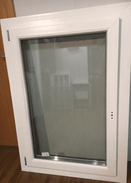 finestra pvc rehau tre guarnizioni triplo vetro 860 x 1250 € 180