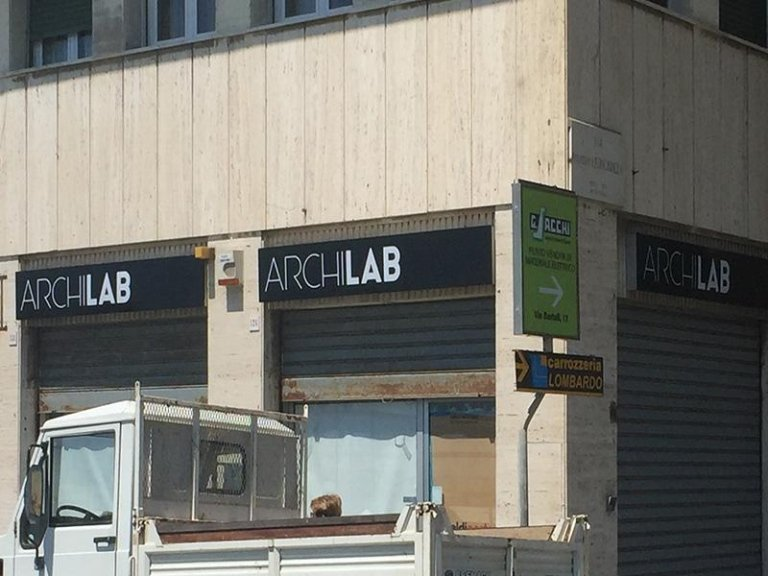Insegna Archilab