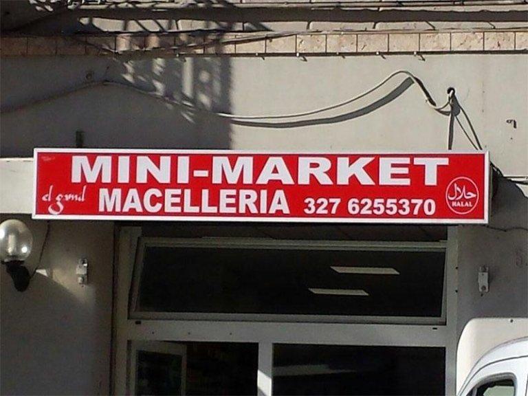 Mini market Macelleria