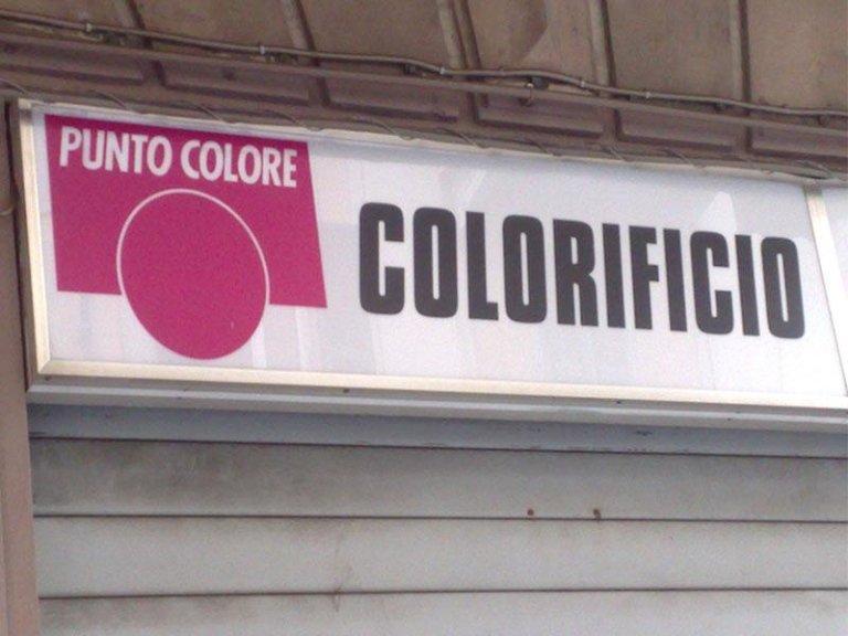 Punto colore