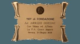 110° anno di fondazione