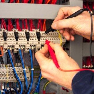 Impianto elettrico aziendale